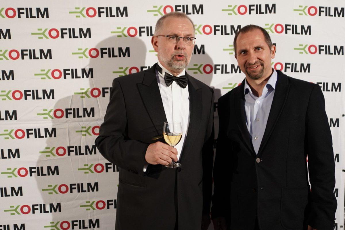 Dokument o zubrech z milovické rezervace získal prestižní cenu na 45. ročníku festivalu Ekofilm